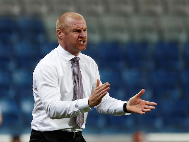 Sean Dyche calls for killer instinct