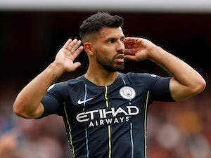 City 'begin search for Aguero replacement'
