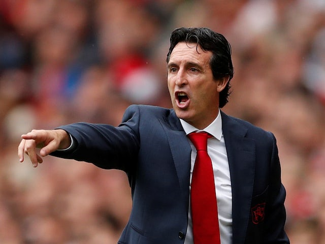 Unai Emery 'bans fruit juice'