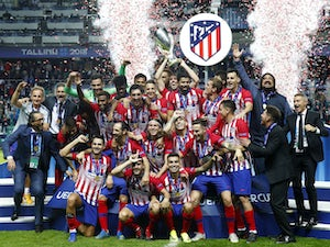 Atletico beat Real Madrid to win Super Cup