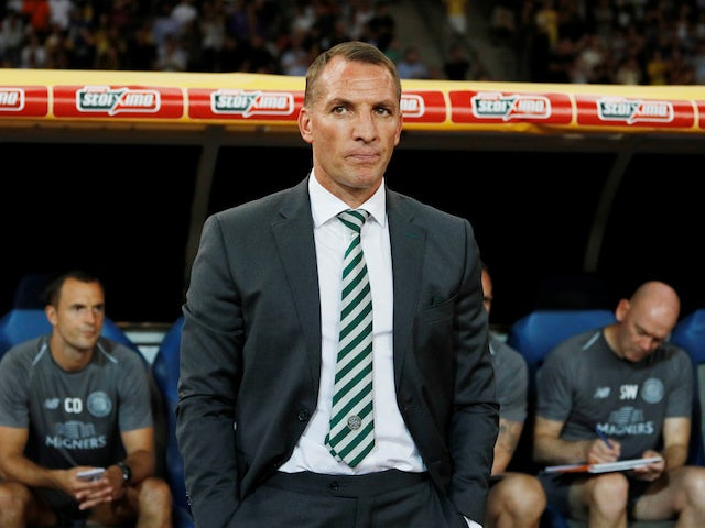 Brendan Rodgers says Celtic supporters helped drive team to Europa League win