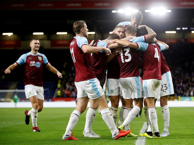 Result: Burnley book place in EL playoffs
