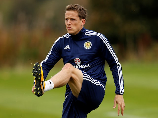 Christophe Berra expected 'more class' from former team-mate Kyle Lafferty
