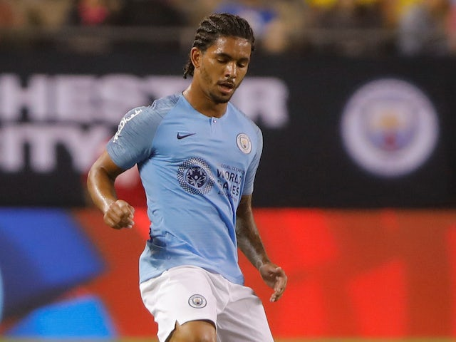 Villa sign Man City midfielder Douglas Luiz for £12.5m
