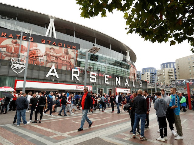 Club information: Arsenal