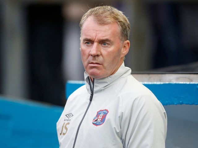 John Sheridan takes over as new Wigan Athletic manager