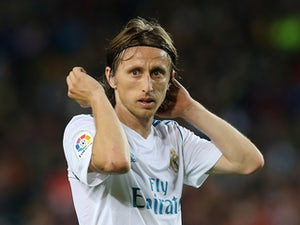 Luka Modric agent meets with AC Milan?