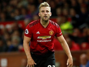 Luke Shaw named in England squad