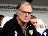 Marcelo Bielsa pictured in charge of Leeds United on August 11, 2018
