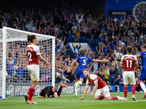 Late Alonso strike wins thrilling London derby