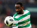 Moussa Dembele in action for Celtic on April 15, 2018