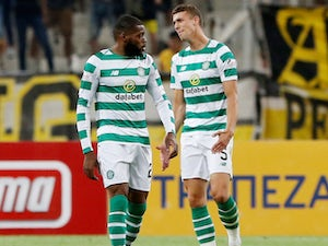 Celtic CL journey ends at hands of AEK