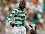 Olivier Ntcham in action for Celtic in the Champions League on July 25, 2018