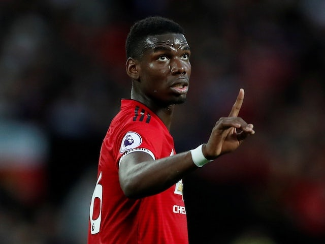 Man Utd 'refuse to sell Paul Pogba'