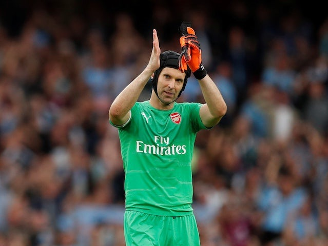 Cech: 'I want to fight for Arsenal spot'