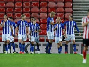 Sheff Weds overcome Sunderland in EFL Cup