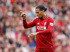 Liverpool boosted by Van Dijk injury update