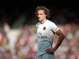 Liverpool 'make Adrien Rabiot contact'