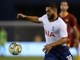 Cameron Carter-Vickers in action for Tottenham Hotspur in pre-season on July 25, 2018