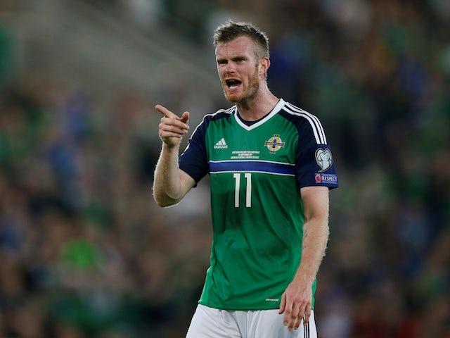 Brunt retires from Northern Ireland duty