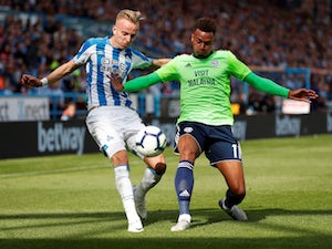 Huddersfield defender Florent Hadergjonaj moves to Turkish side Kasimpasa on loan