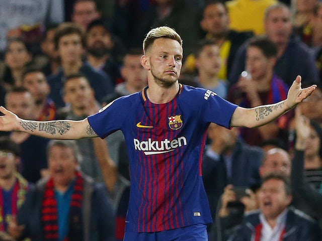 Barcelona address Ivan Rakitic rumours