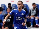 James Maddison in action for Leicester City on August 18, 2018