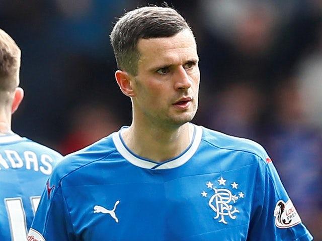 Rangers send Jamie Murphy on loan to Burton