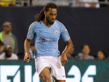 Jason Denayer in action for Manchester City on July 23, 2018