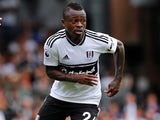 Jean Michael Seri in action for Fulham on August 11, 2018