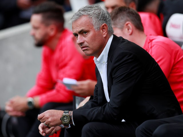 Mourinho 'clashes with Woodward over Martial'