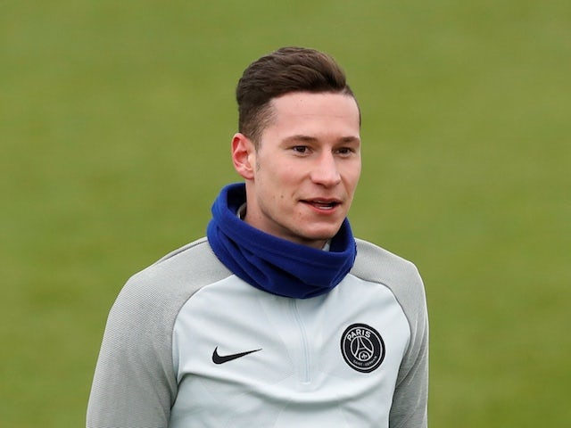 Julian Draxler rules out leaving PSG