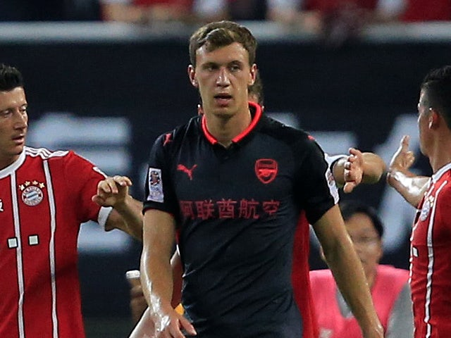 West Brom join race for Arsenal youngster?