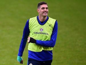 Phil Parkinson confirms Sunderland interest in Kyle Lafferty