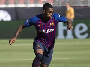 Spurs 'weighing up Malcom move'