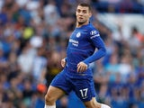 Mateo Kovacic in action for Chelsea on August 18, 2018