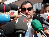 Mino Raiola pictured in August 2016