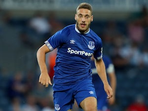 Everton's Vlasic 'in talks with CSKA Moscow'