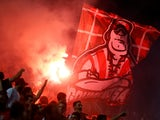General hooliganism at the Olympiacos Stadium on August 23, 2018