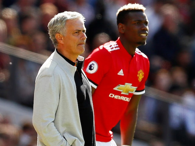 Mourinho confirms Pogba stripped of vice-captaincy