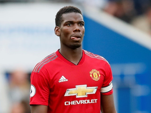 Pogba: 'You don't have to be captain to speak'