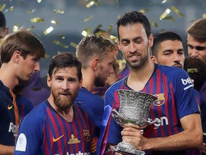 Busquets: 'We were the better team'