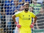 Liverpool goalkeeper Alisson Becker to spend six weeks on sidelines?