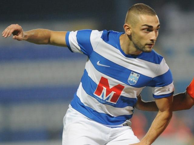 Eros Grezda has desire to succeed at Rangers