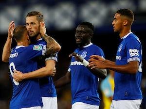 Result: Everton through to EFL Cup third round