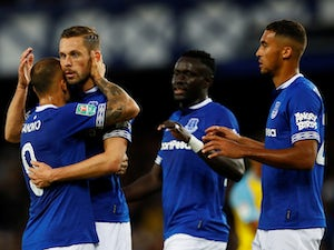 Everton through to EFL Cup third round