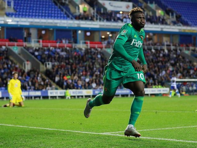 Isaac Deemed A Success After Signing New Watford Deal Sports Mole