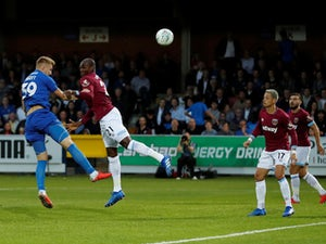 Live Commentary: AFC Wimbledon 1-3 West Ham United - as it happened