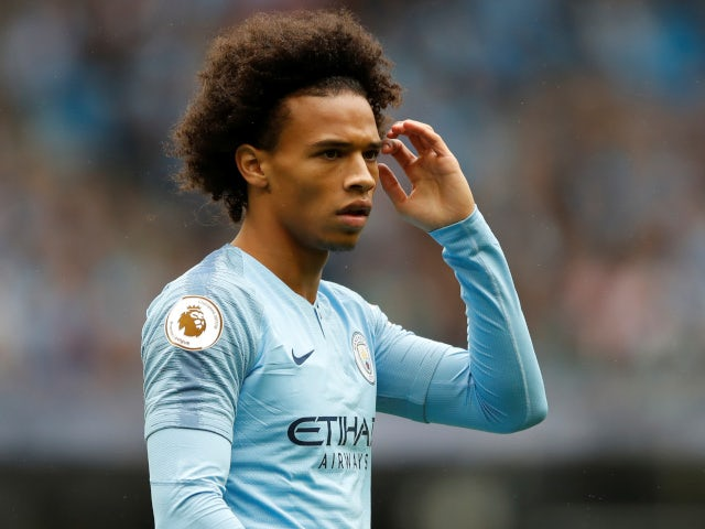 Guardiola says City have faith in Sane