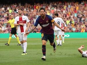 Van Bommel: 'Messi always the best'